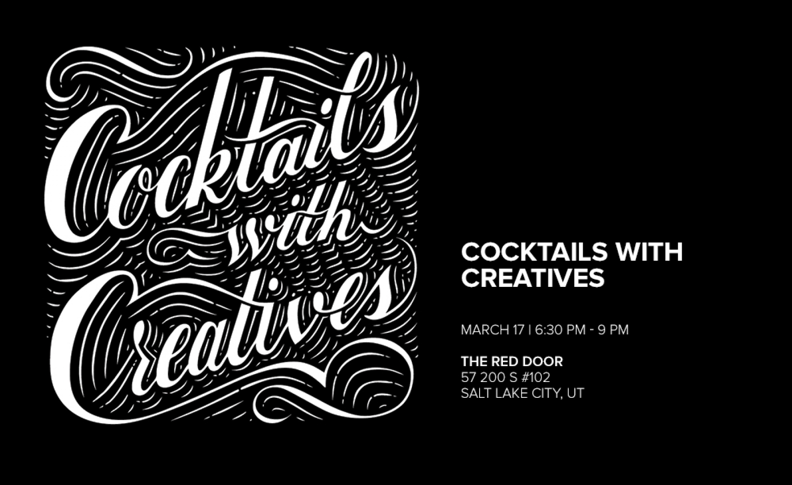 Cocktails With Creatives At The Red Door